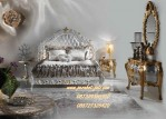 Desain Kamar Tidur Ukiran Mewah Warna Duco Gold Terbaru 2015