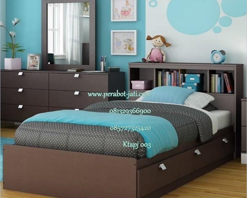 kamar tidur anak minimalis terbaru 2015