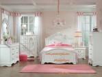 Set Kamar Tidur Anak Perempuan Minimalis Cat Duco