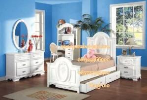 Tempat Tidur anak Minimalis Princes Cat Duco