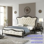 Furniture Tempat Tidur Remaja Ukiran Perabot Jati Model Jakarta Terbaru