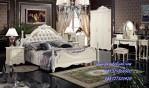 Kamar Tidur Mewah Ukiran Jepara Model Eropa Minimalis Di Batam