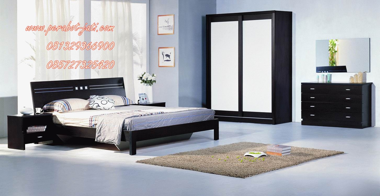 contoh tempat tidur minimalis desain rumah