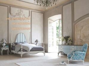 Tempat Tidur Anak-Set Kamar Tidur Perabot Jati Model Canopy Jepara Murah