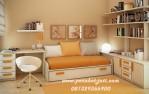 Set Tempat Tidur Anak Laki-Laki Modern