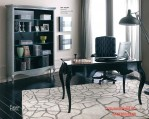 Desain Meja Kerja Minimalis Klasik Italian Style