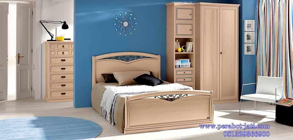 foto gambar inspirasi desain kamar tidur anak perempuan