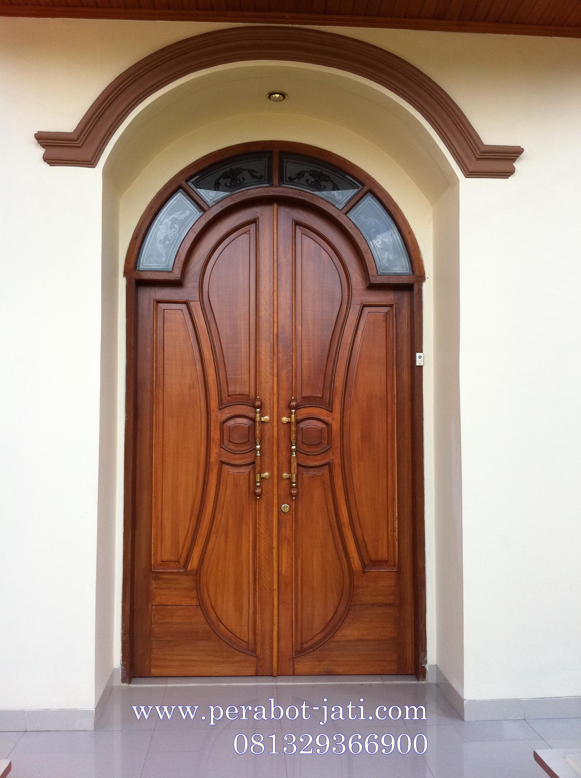 Gambar Pintu Dua Lengkung | Galerihom