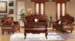 Kursi Sofa Ukir Ruang Tamu Klasik Mewah Arjuna