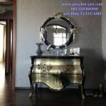 Meja Rias Mewah Klasik Model Eropa Style