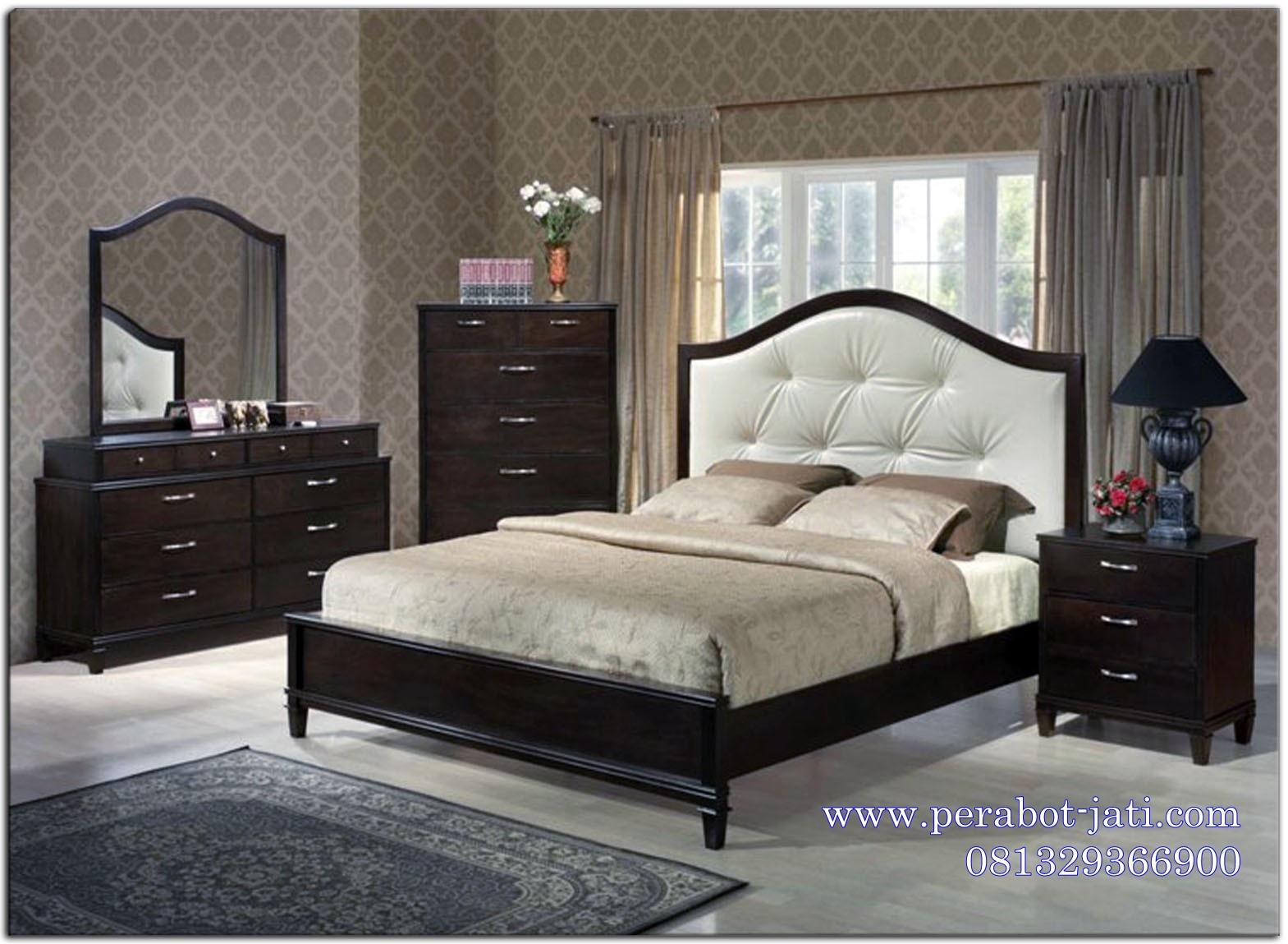 tidur mewah dan elegan model minimalis monaco toko furniture online