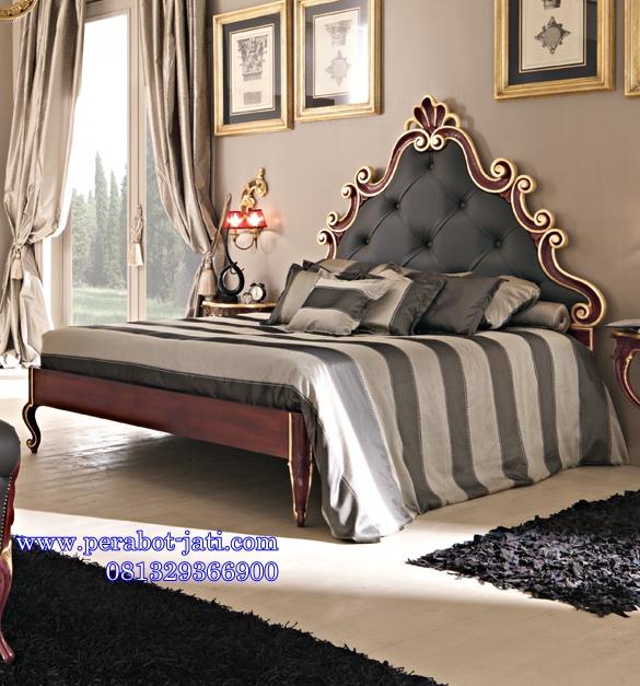 Tempat Tidur Remaja Mewah Raisa