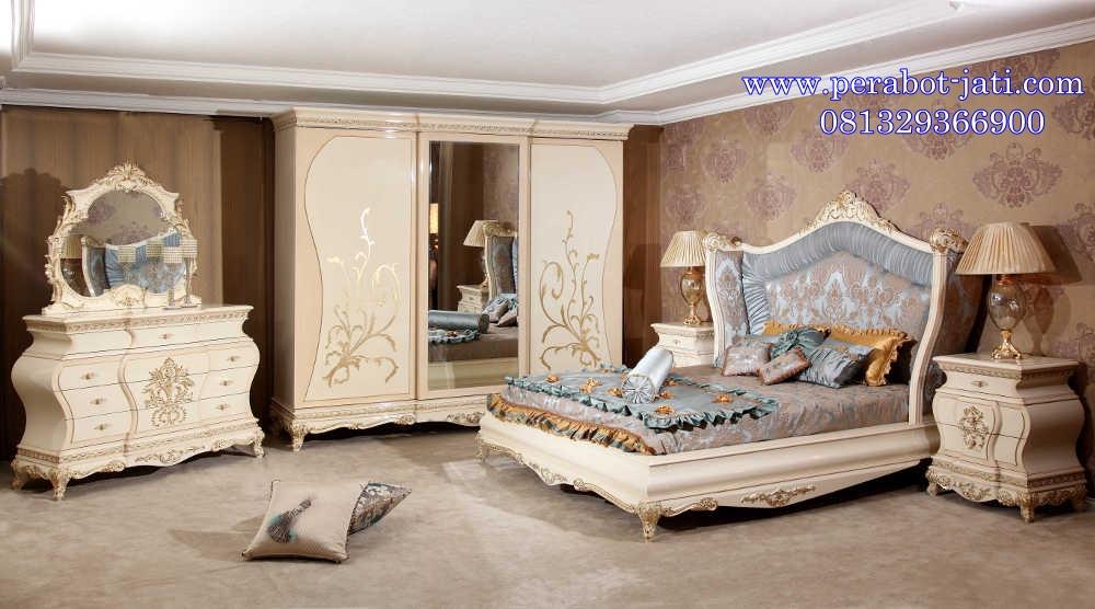 Set Kamar Tidur Mewah Romance Romeo