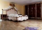 Set Kamar Tidur Mewah Untuk Kamar Tidur Utama
