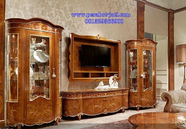 Bufet Tv Mewah Syahrini