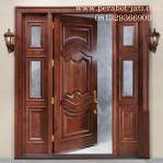 Daun Pintu Single Dan Kusen Murah Pintu Rumah