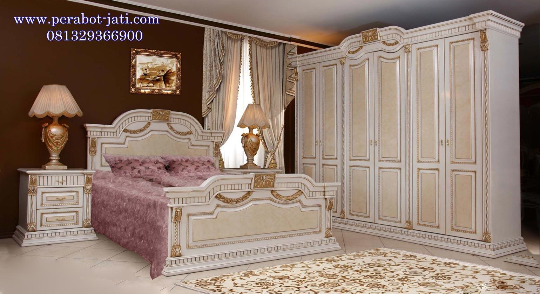 Set Kamar Tidur Utama Elegan Ordeo