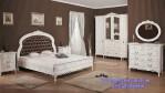 Tempat Tidur Anak Perempuan Paris White