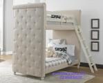 Tempat Tidur Tingkat Anak Perempuan Jok French Style