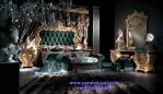 Interior Set Kamar Mewah Ukir Klasik Aurora