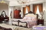 Kamar Set Mewah Elegan Gaya Eropa Klasik
