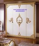 Lemari Pakaian Ukir Luxuri French Style