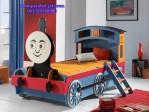 Tempat Tidur Anak Frozen Model Kereta Thomas Murah