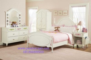 Model Kamar Tidur Cewek Princess Andriana