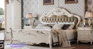 Set Tempat Tidur Mewah Perancis