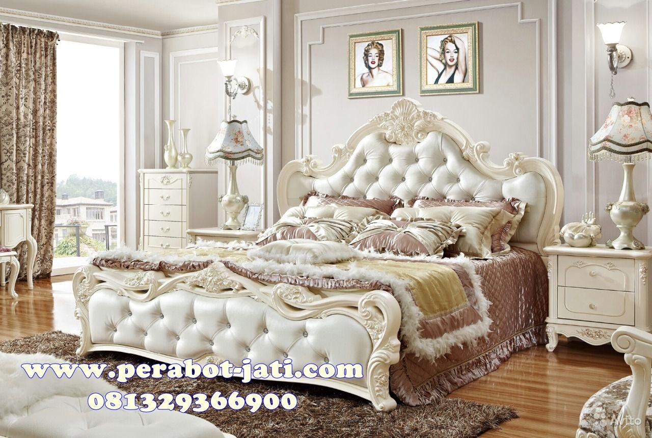 jual set tempat tidur kamar klasik modern 17 11 perabot