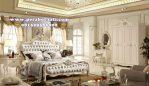 Kamar Set Pengantin Baru Mewah Modern Grecia