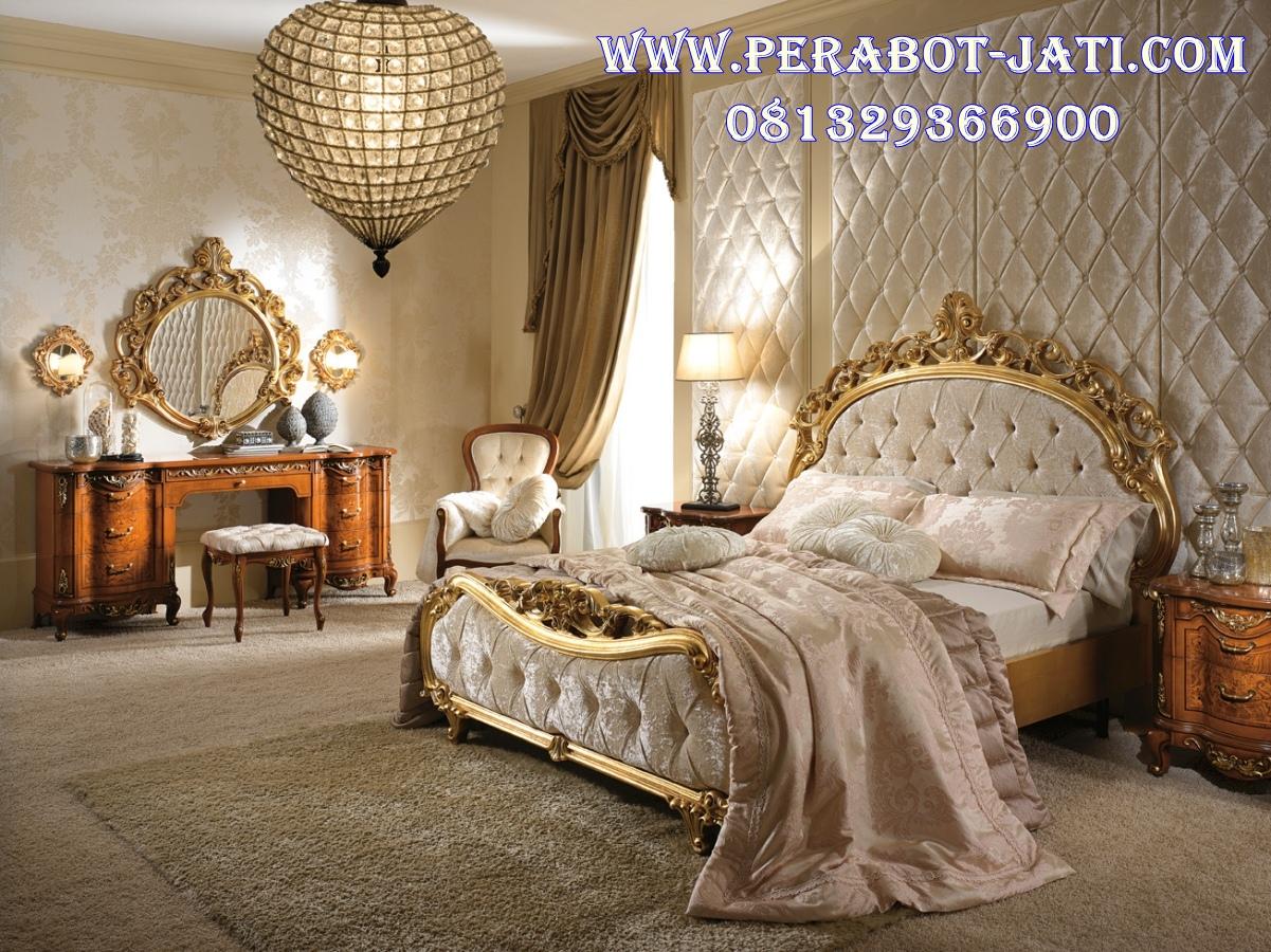 Kamar Tidur Klasik Modern Luxor