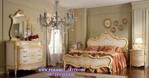 Tempat Tidur Mewah Klasik Ktpj 0168