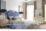 Tempat Tidur Klasik Luxury Desain Modern