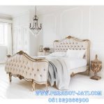 Tempat Tidur French Style Lux