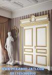 Daun Pintu Ruang Tengah Kupu Tarung Klasik