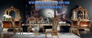 Set Meja Makan Royal Classic Victoria