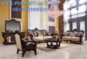 Furniture Kursi Tamu Classic Italy
