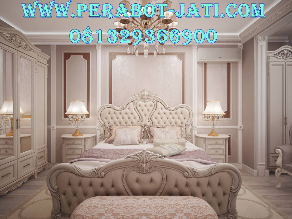 Harga Kamar Tidur Utama Mewah KTPJ - 0230