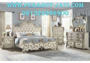 New Set Kamar Tidur Ukiran Mewah Klasik Morella