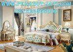Nuansa Tempat Tidur Klasik Jepara Model Cantik