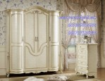 Desain Lemari Pakian Minimalis Luxury Model Franch Style 2015