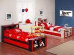 Desain Set Tempat Tidur Anak Model Terbaru 2015 Berkarakter
