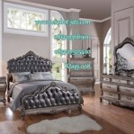Set Tempat Tidur Anak Clasik French Style