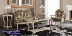 Furniture Kursi Sofa Klasik Model Sederhana Murah