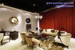 Jual Kursi Sofa Ruang Tamu Modern Kayu Jati Model Monaco