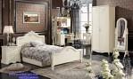 Set Kamar Tidur Remaja Perempuan Luxury Franch Style