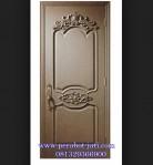 Daun Pintu Single Mewah Duco