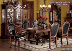 Set Meja Makan Klasik Athena