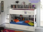 Ranjang Susun Tingkat Model London Untuk Anak